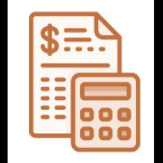 Icono calculadora - Orientarte